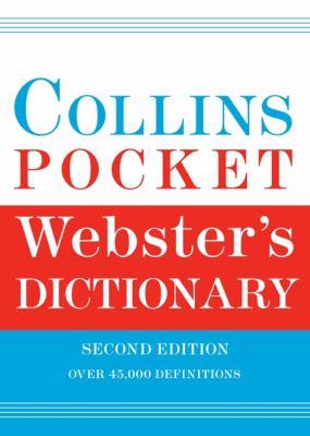 Collins Pocket Webster's Dictionary