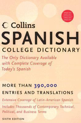 Collins Spanish College Dictionary 7th Edition