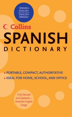 Collins Spanish Dictionary 9780061131028