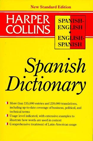 Collins Spanish-English, English-Spanish Dictionary : Collins Diccionario Espanol-Ingles, Ingles-Espanol