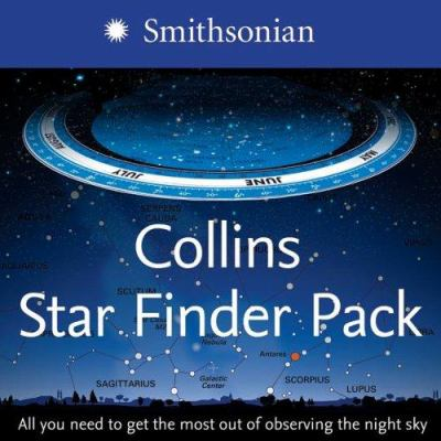 Collins Star Finder Pack [With Wallchart & Star Finder Planisphere]