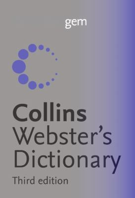 Collins Webster's Dictionary