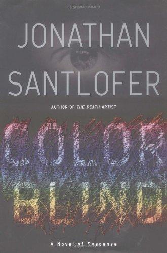 Color Blind: A Novel of Suspense