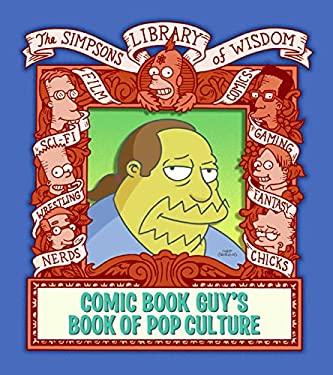 Comic Book Guy's Book of Pop Culture