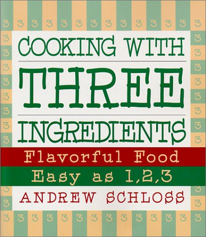 Cooking with Three Ingredients