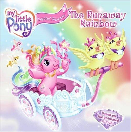 Crystal Princess: The Runaway Rainbow