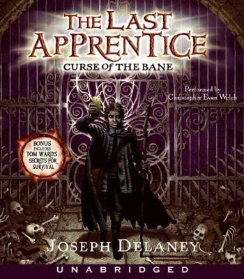 The Last Apprentice: Curse of the Bane (Book 2) CD: The Last Apprentice