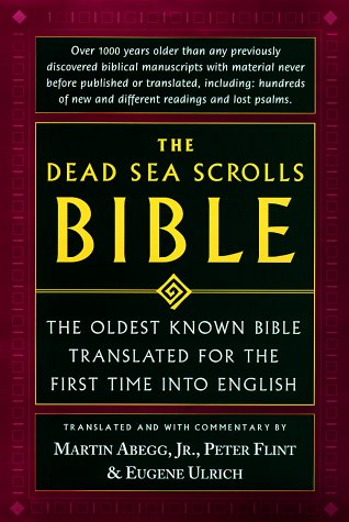 Dead Sea Scrolls Bible-OE: The Oldest Known Bible Translated for the First Time Into English 9780060600631