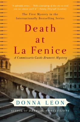 Death at La Fenice: A Commissario Guido Brunetti Mystery 9780060740689