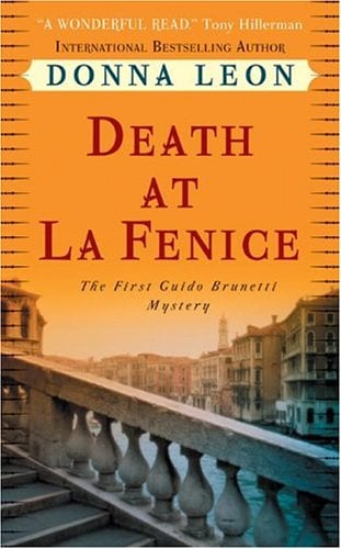 Death at La Fenice: A Novel of Suspense 9780061043376