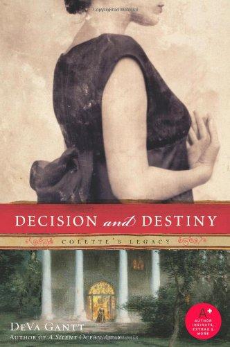 Decision and Destiny: Colette's Legacy 9780061578250