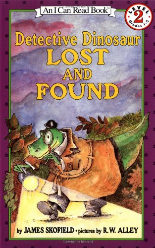 Detective Dinosaur Lost and Found