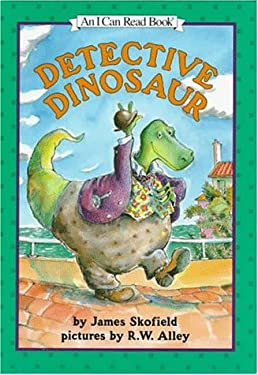 Detective Dinosaur: An I Can Read Book