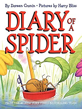 Diary of a Spider 9780062233004