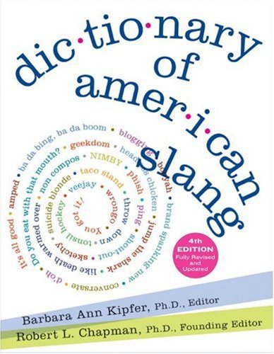 Dictionary of American Slang 9780061176463