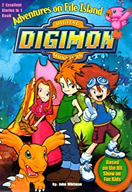 Digimon #01: Adventures on File Island