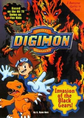 Digimon #02: Invasion of the Black Gears!