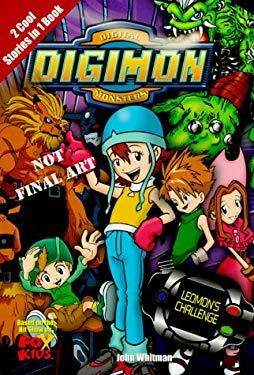 Digimon #04: Leomon's Challenge