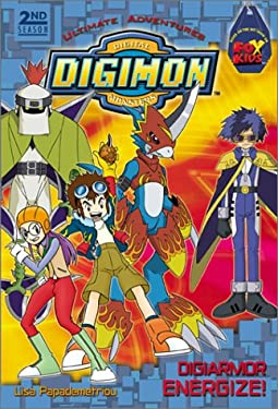 Digimon 2nd Season Ultimate Adventures #1: Digiarmor Energize!: (Digiarmor Energize!)