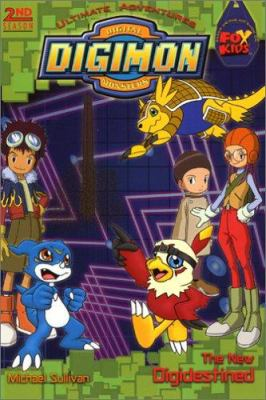 Digimon 2nd Season Ultimate Adventures #2: The New Digidestined: (The New Digidestined)