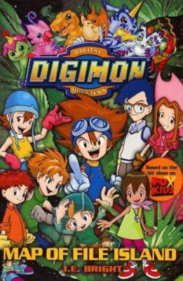 Digimon: Map of File Island