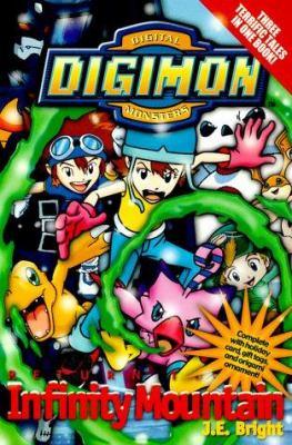 Digimon Deluxe Novel: Return to Infinity Mountain