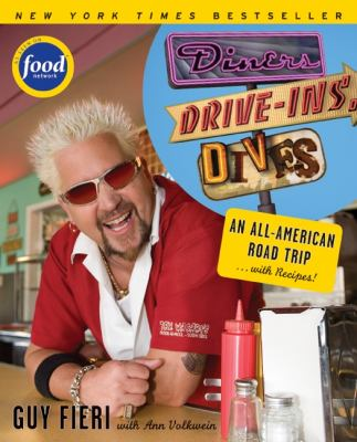 Diners, Drive-Ins and Dives: An All-American Road Trip...with Recipes! 9780061724886