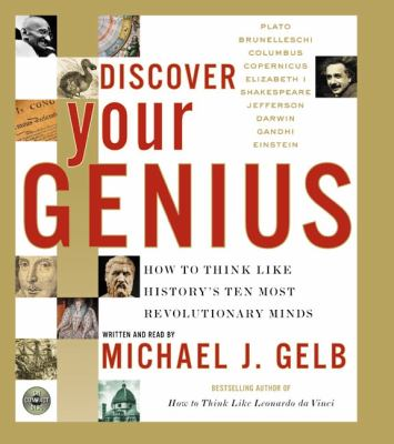 Discover Your Genius, CD