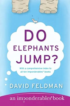 Do Elephants Jump? 9780060539146