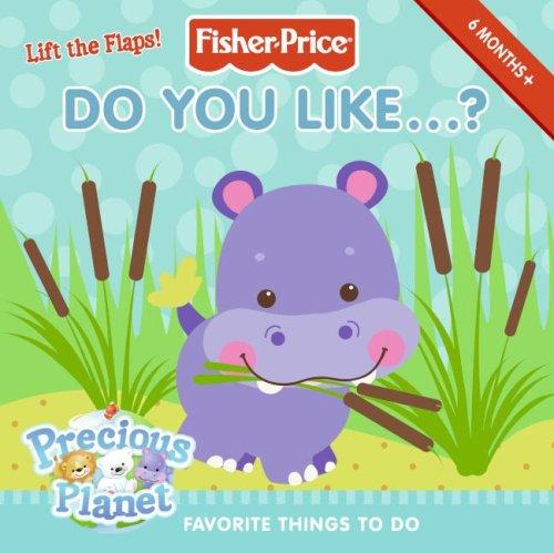 Do You Like...?: Favorite Things to Do