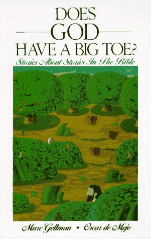 Does God Have a Big Toe?