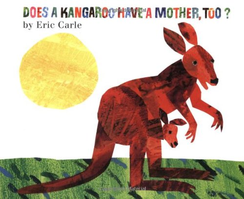 Does a Kangaroo Have a Mother, Too? 9780064436427