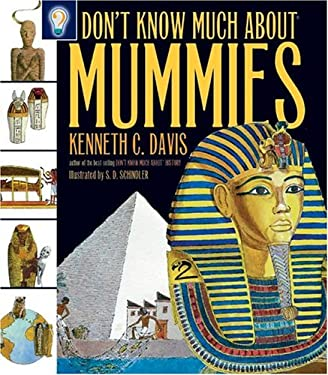 Dont Know Much Abt Mummies LB