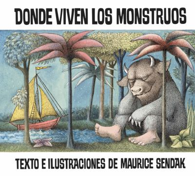 Where the Wild Things Are (Spanish Edition): Donde Viven Los Monstruos 9780064434225