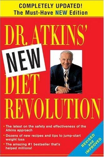 Dr. Atkins' New Diet Revolution 9780060081591