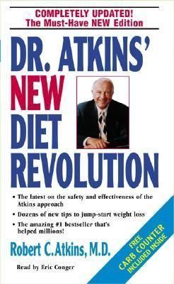 Dr. Atkins' New Diet Revolution: Dr. Atkins' New Diet Revolution