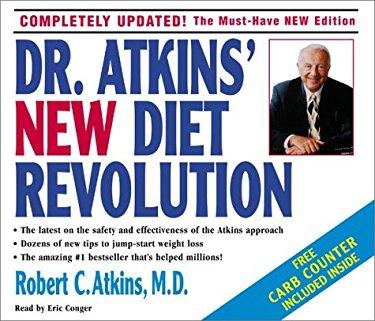 Dr. Atkins' New Diet Revolution CD