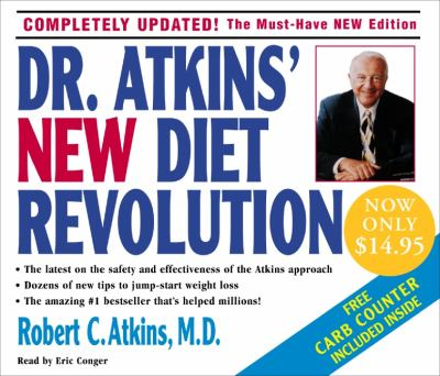 Dr. Atkins' New Diet Revolution 9780061467714