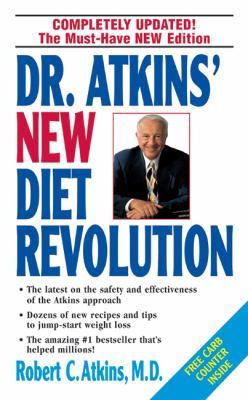 Dr. Atkins' New Diet Revolution: Completely Updated! 9780060012038