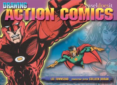 Drawing Action Comics: Easel-Does-It