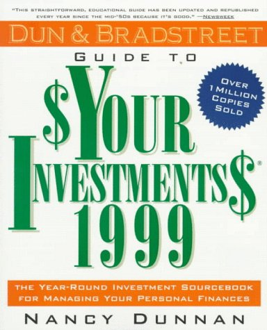 Dun & Bradstreet Guide to Your Investments