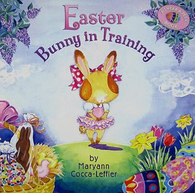 Easter Bunny in Training