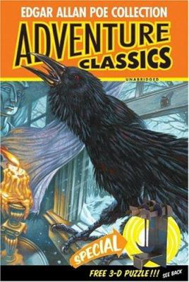 Edgar Allan Poe Collection Adventure Classic [With Snap-In-Place Model of a Pendulum]
