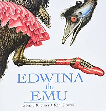 Edwina the Emu 9780064434836