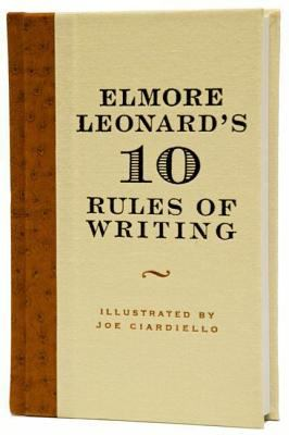 Elmore Leonard's 10 Rules of Writing 9780061451461