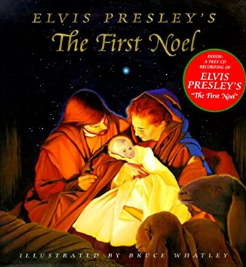 Elvis Presleys 1st Noel Bcd [With CD the First Noel]