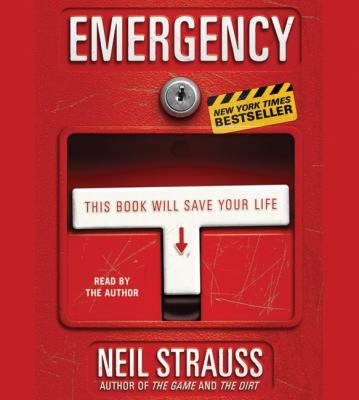 Emergency: This Book Will Save Your Life 9780061995316
