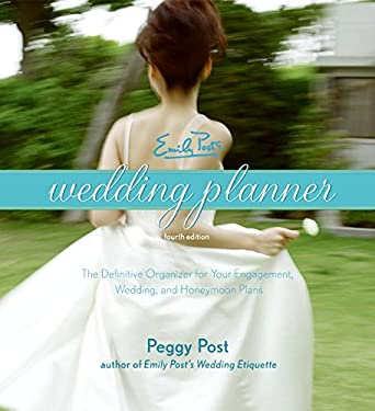 Emily Post's Wedding Planner 9780060745035
