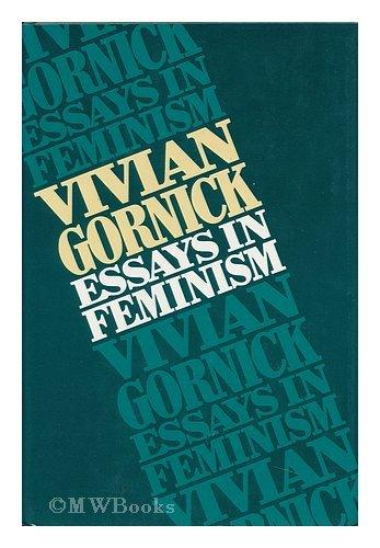 Essays in Feminism