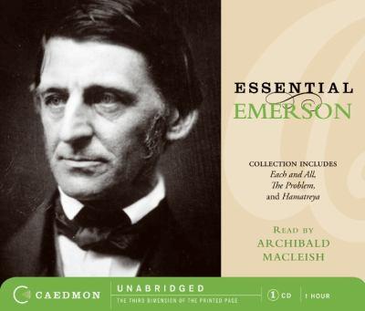 Essential Emerson 9780061663369